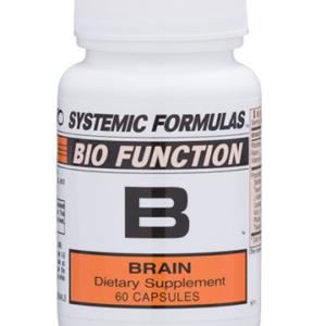 Brtain bio function supplements